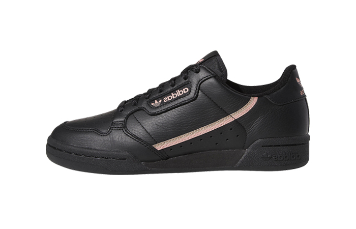adidas Continental 80 Black EE4349 01