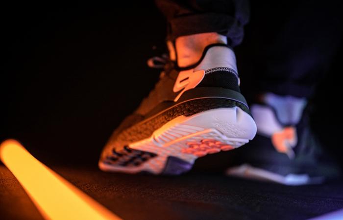 adidas Jogger Black Orange CG7088