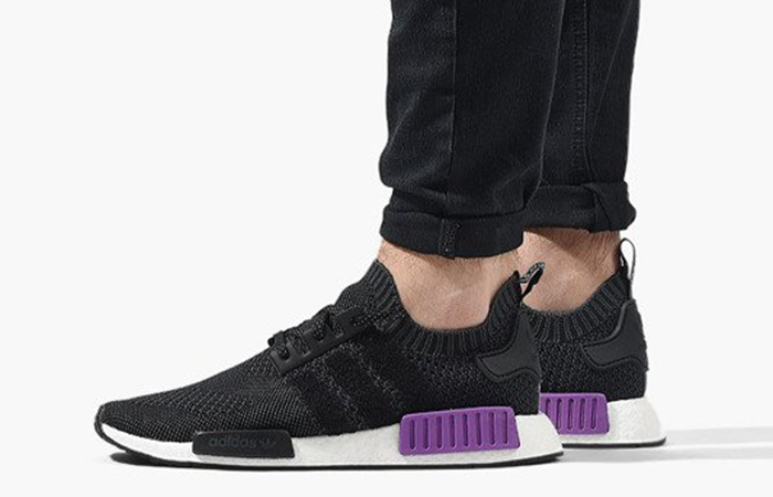 063b18230 adidas NMD R1 Ultra Boost Black Purple G54635 – Fastsole