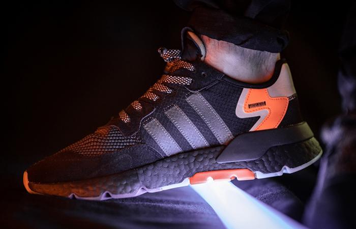 adidas Nite Black Orange CG7088