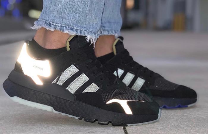 adidas Nite Jogger Black CG7088
