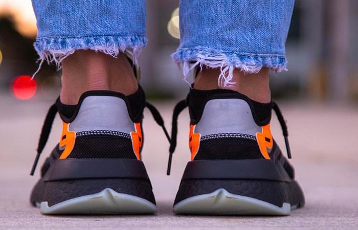 adidas Nite Jogger Black Orange CG7088