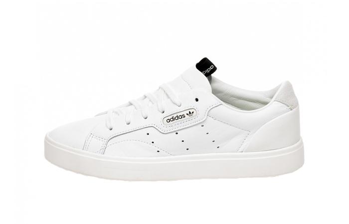 adidas Sleek White CG6199 01