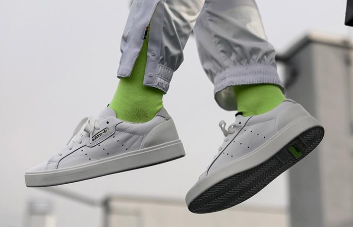adidas Sleek White CG6199