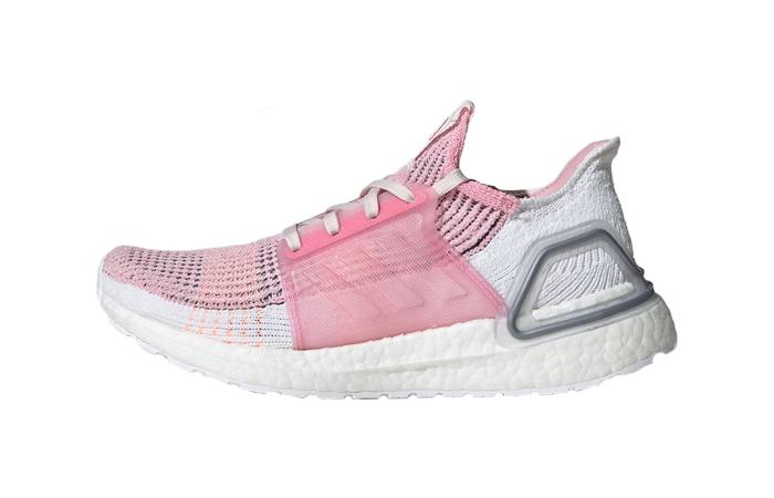 adidas Ultra Boost 2019 Pink Womens F35283 01