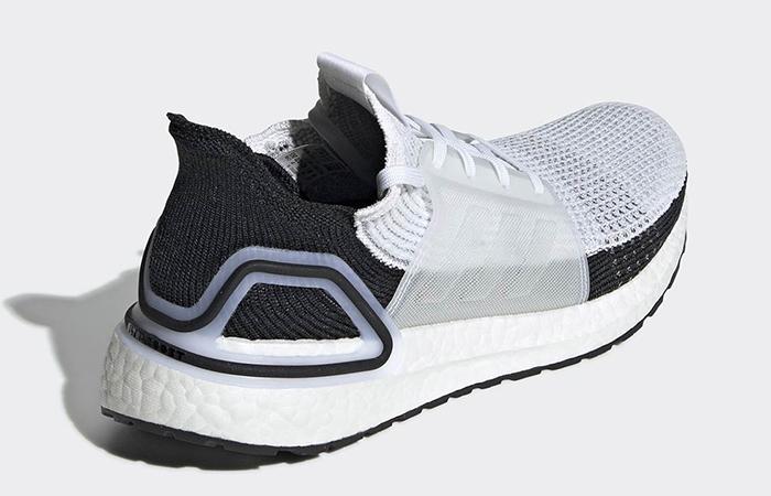 9dde79c33f8 adidas Ultra Boost 2019 White Black B37707 – Fastsole