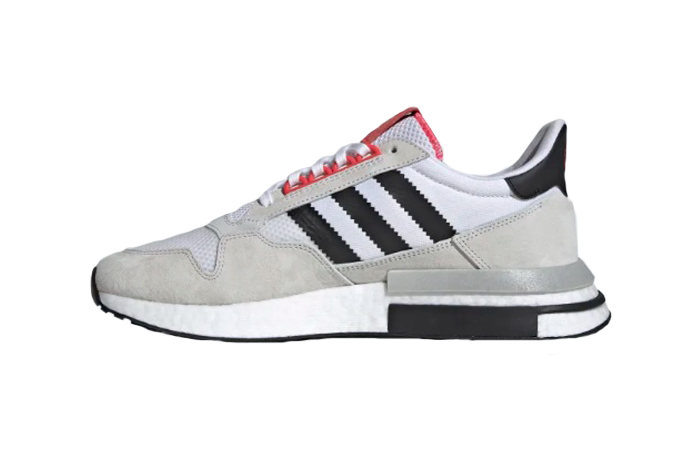 hot sale online 1e45e 179ea adidas ZX 500 RM White Black G27577