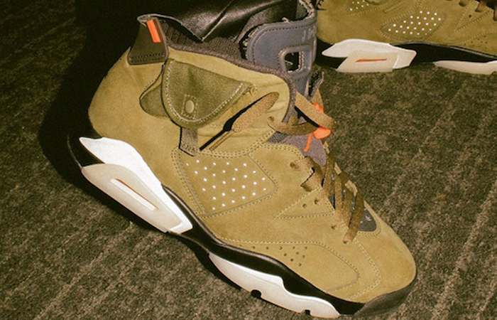 Are We Going To See Another Air Jordan 6 'Cactus Jack'? ft