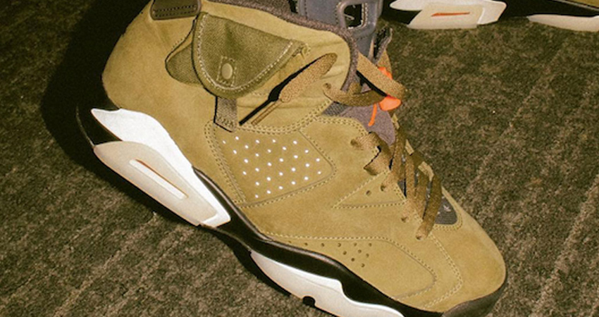 4fdc1f2f918594 Are We Going To See Another Air Jordan 6  Cactus Jack   – Fastsole