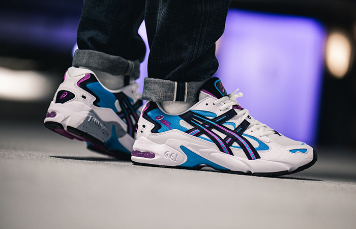 ASICSTIGER Gel-Kayano 5 South Beach 1191A176-100 03