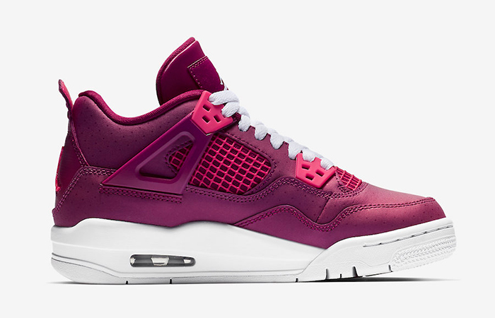 Air Jordan 4 True Berry Whie 487724-661