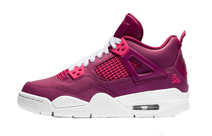 Air Jordan 4 True Berry Whit 487724-661