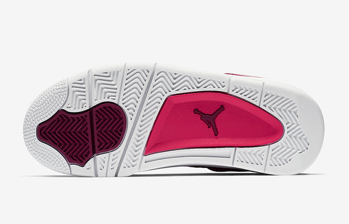 Air Jordan 4 True Berry Whte 487724-661