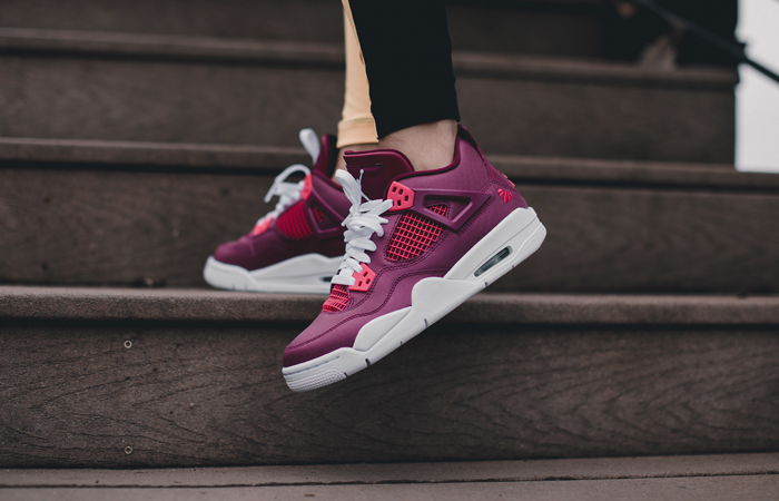 Air Jordan 4 True Berry ite 487724-661