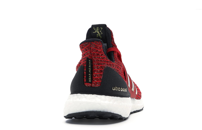 3db25b5ca82e7 ... Game Of Thrones adidas Ultra Boost Hous Lannister Red Womens EE3710 02  ...