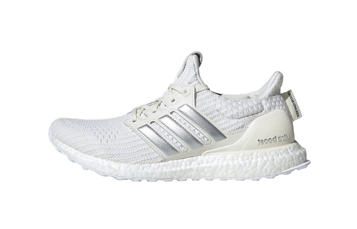 Game Of Thrones adidas Ultra Boost House Targaryen White Womens EE3711 01