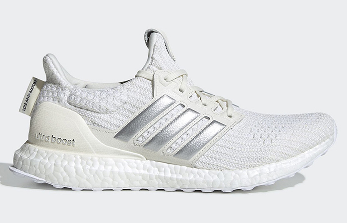 Game Of Thrones adidas Ultra Boost House Targaryen White Womens EE3711 02