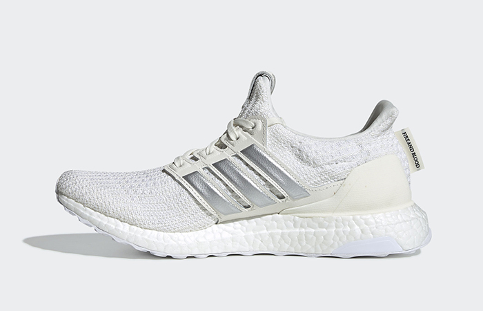 Game Of Thrones adidas Ultra Boost House Targaryen White Womens EE3711 03