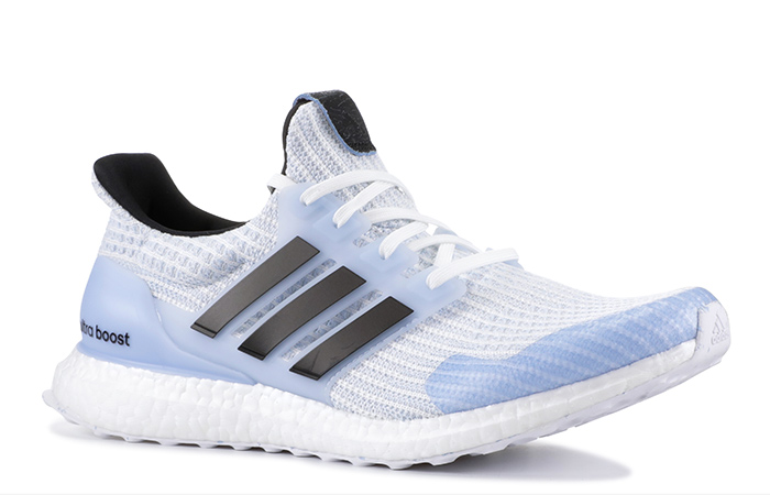 Game Of Thrones adidas Ultra Boost White Waker White EE3708