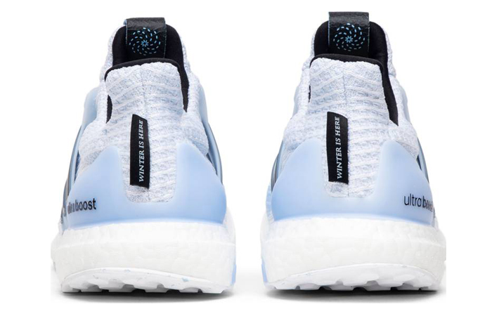 Game Of Thrones adidas Ultra Boost White Walke White EE3708