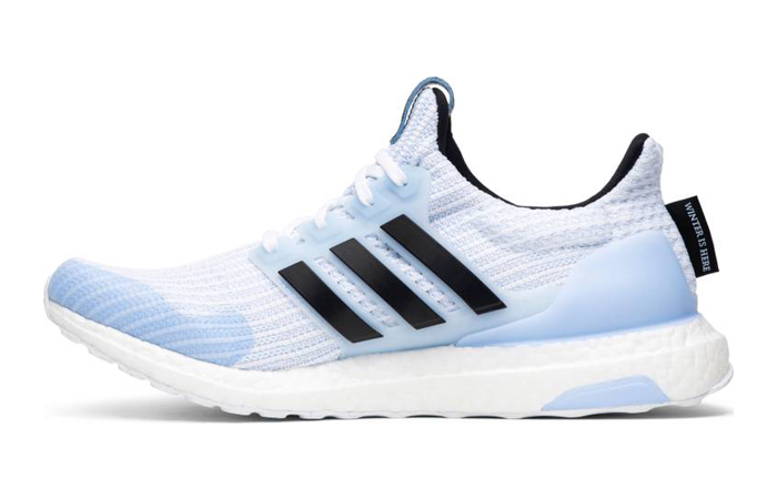 Game Of Thrones adidas Ultra Boost White Walkr White EE3708