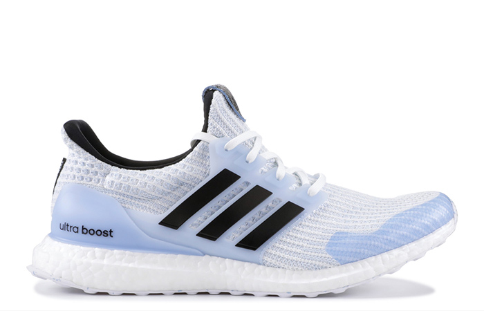 Game Of Thrones adidas Ultra Boost Wite Walker White EE3708