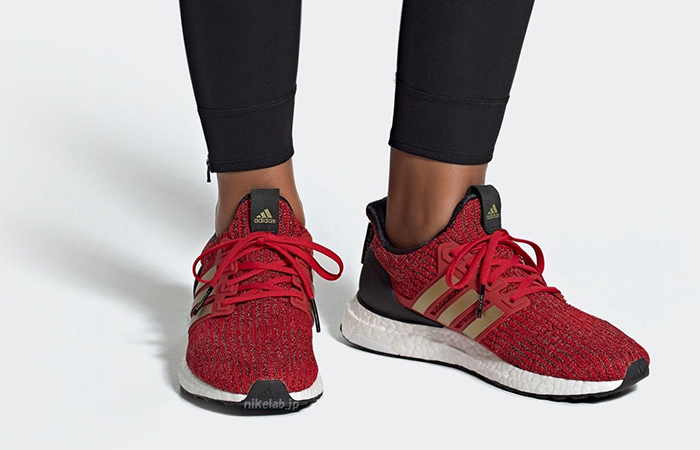 e04005d867c72 ... Game Of Thrones adidas Ultra Boost House Lanniste Red Womens EE3710 ...