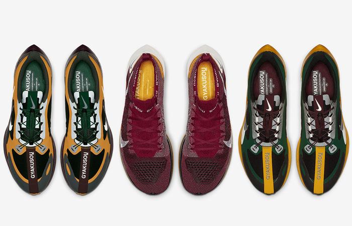 Jun Takahashi And Nike Team Up For Gyakusou SpringSummer Collection ft02