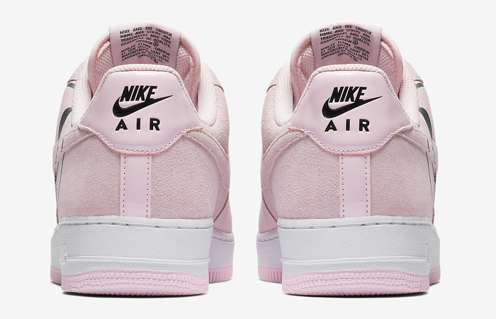 Nike Air Force 1 Have A Nike Day Pack Pink BQ9044-600 (1)