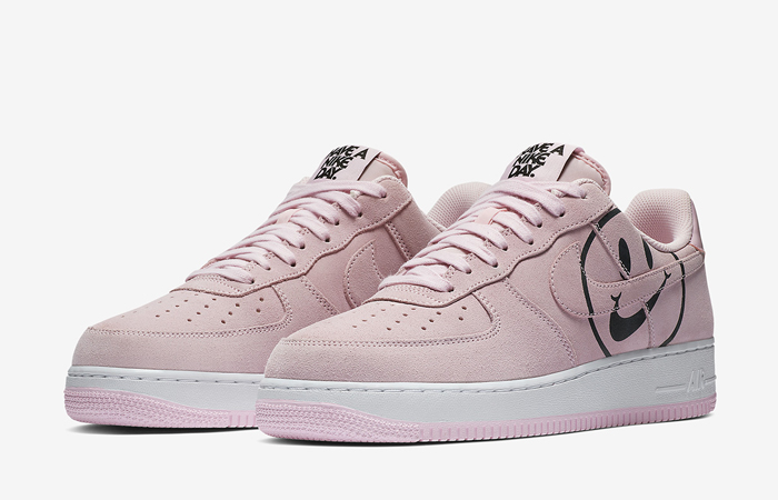 Nike Air Force 1 Have A NikeDay Pack Pink BQ9044-600