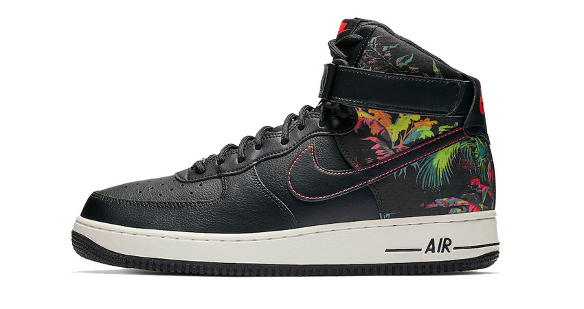 Nike Air Force 1 High Gets the Swoosh's Floral Makeover 02