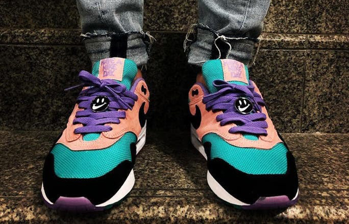 Nike Air Max 1 Have a Nike Day Blue Pink BQ8929-500 02