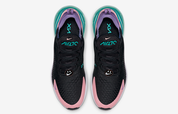 Nike Air Max 270 Have A Nike Day Black Purle CI2309-001