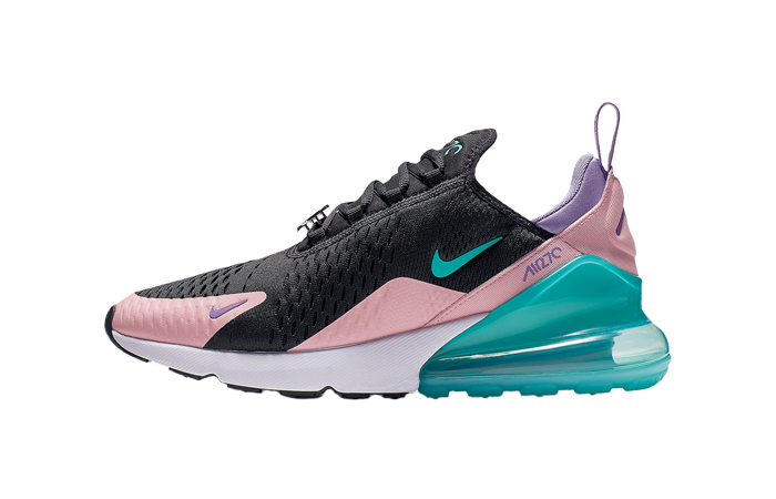Nike Air Max 270 Have A Nike Day Black Purple CI2309-001 (ft)