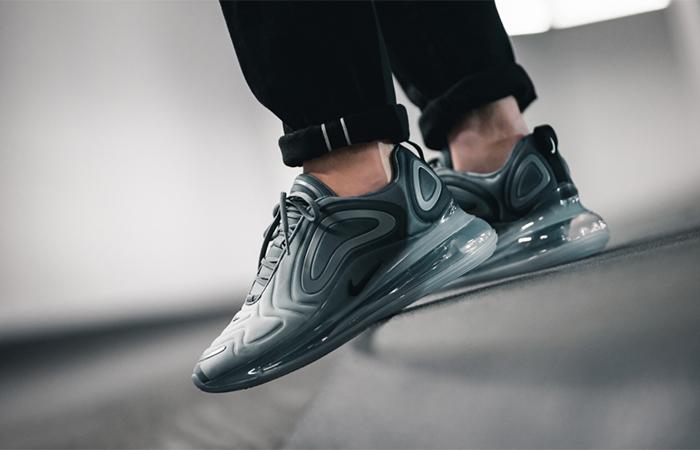 Nike Air Max 720 Carbon Grey Ao2924 002 Fastsole