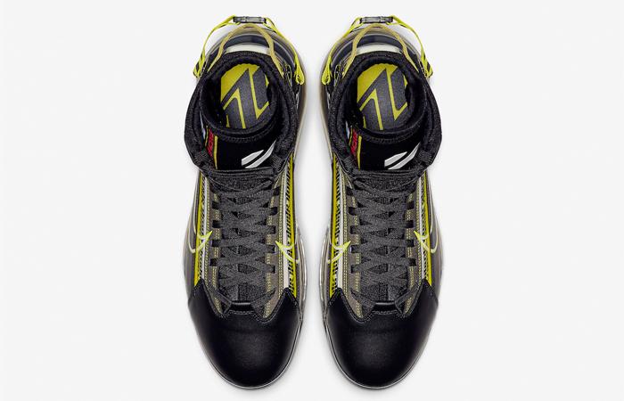 Nike Air Max 720 SATRN Black Yello BV7786-001