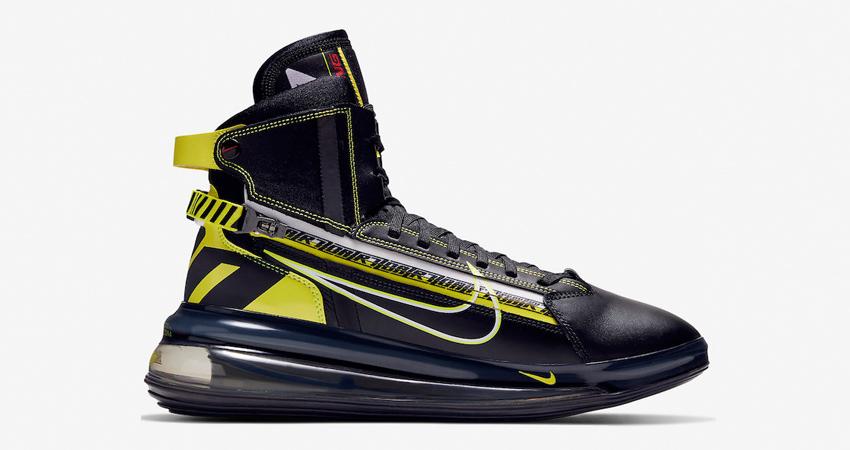Nike Air Max 720 SATRN Drops This All-Sta Weekend