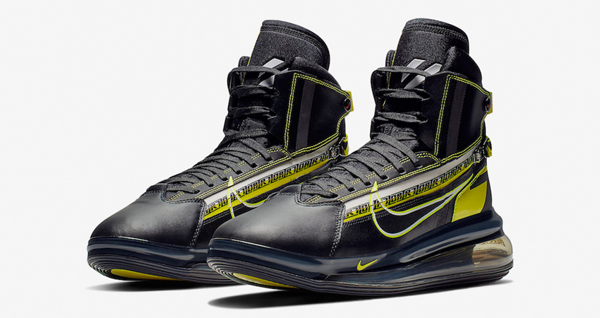 9812b740f781 Nike Air Max 720 SATRN Drops This All-Star Weekend to celebrate Air Max Day  2019! The NBA All-Star Weekend is going to take place in Charlotte ...