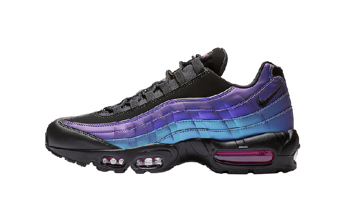 Nike Air Max 95 Black Laser Fuchsia 538416-021 01