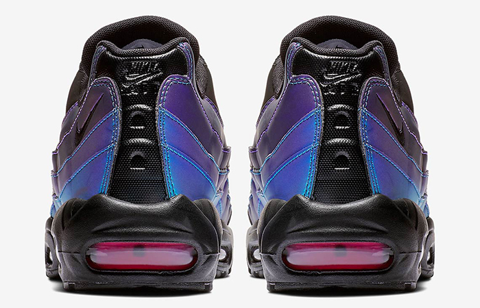 Nike Air Max 95 Black Lasr Fuchsia 538416-021