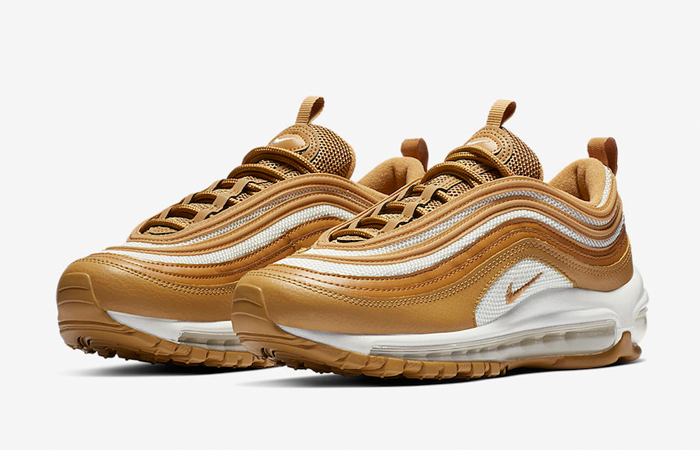 Nike Air Max 97 'Wheat' Dropping Soon ft02