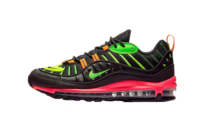 Nike Air Max 98 Neon Black CI2291-083 01