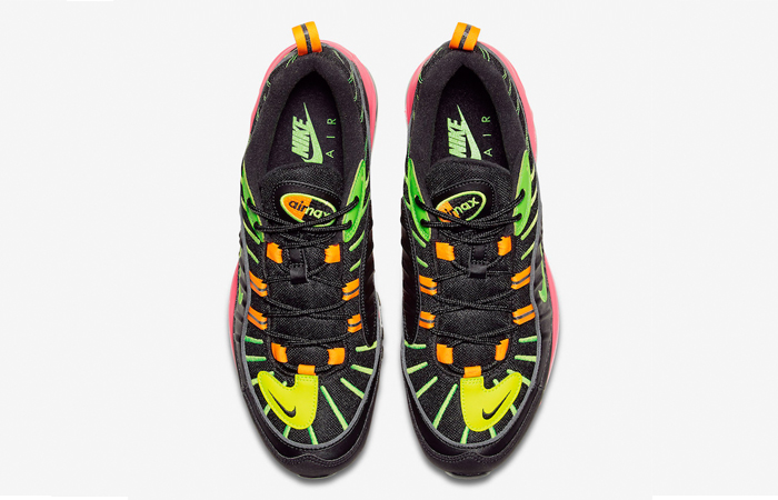Nike Air Max 98 Neon Black CI2291-083 03