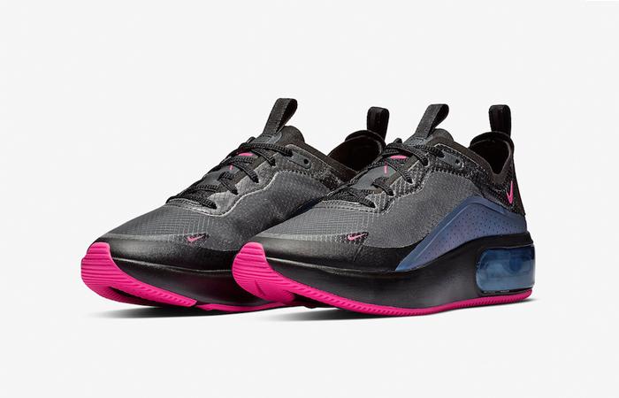 Nike Air Max DIA Comes In Black Laser Fuchsia Colourway 01