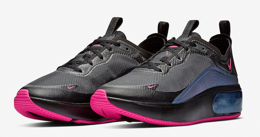 Nike Air Max DIA Comes In Black Laser Fuchsia Colourway 02