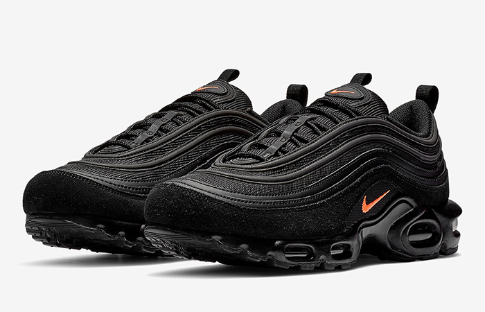 newest collection 1cc42 0bf1e Nike Air Max Plus 97 Black CD7862-001 – Fastsole