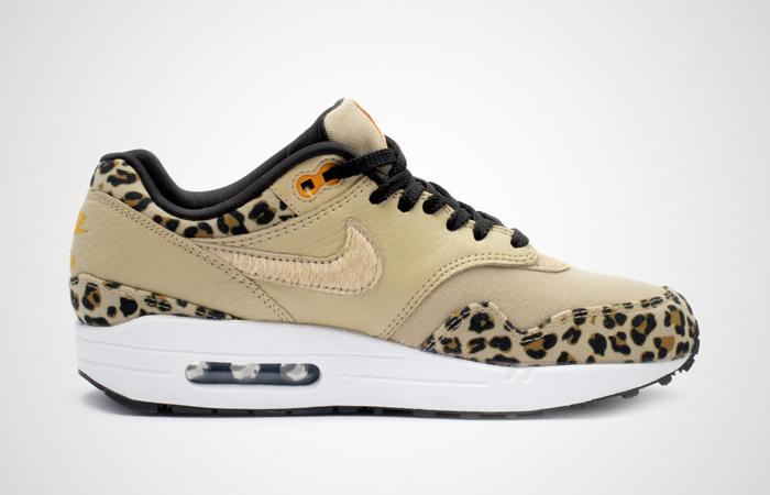 new style 3e440 14e2c ... Nike Air Max Premium Leopard Wome ...