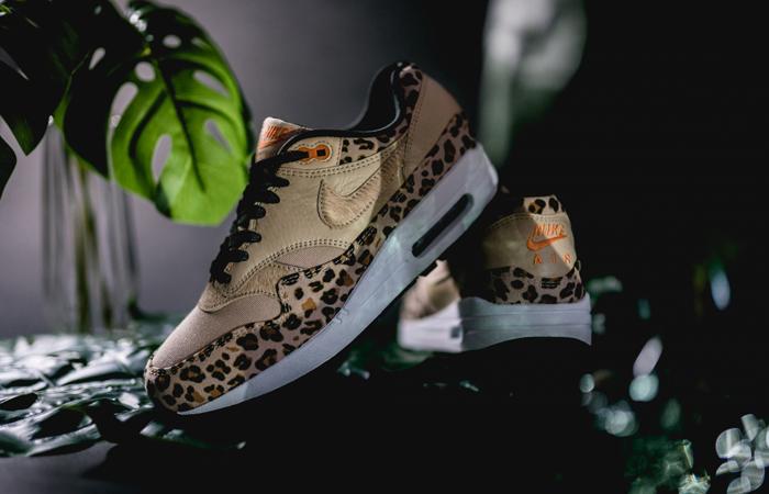 Nike Air Max Premium Leopard Womens (2)