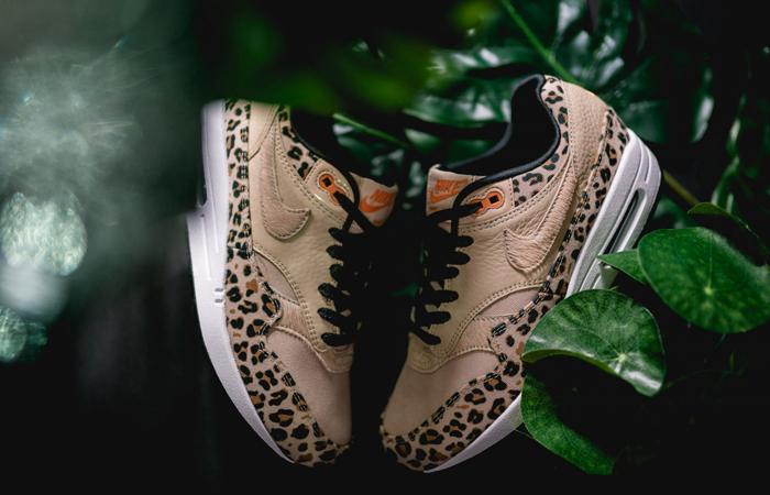 Nike Air Max Premium Leopard Womens (3)