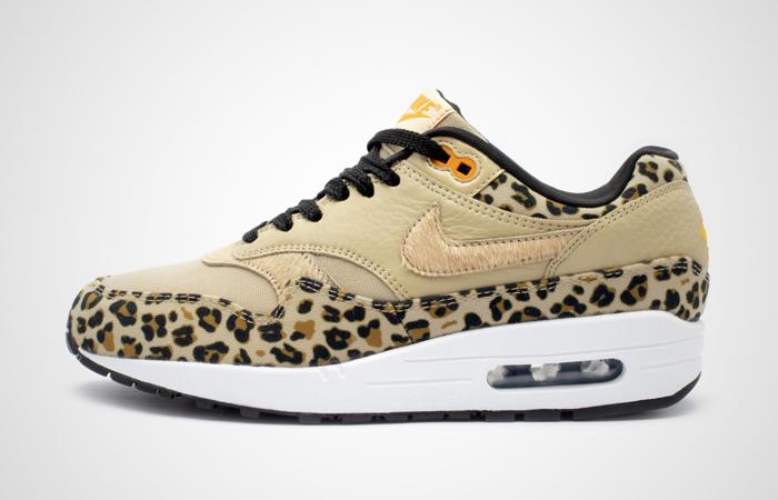Nike Air Max Premium Leopard Womens (4)
